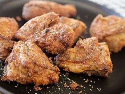 Fried Chicken With Dill Salt Recipe Food Network Recipes Fried Chicken No Salt Recipes