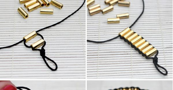 DIY jewelry ideas. Criss cross bracelet - use beads or .22 bullet