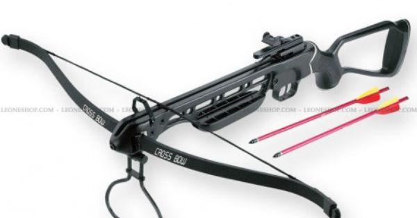 Fucile balestra 150 libbre man kung fionde e cerbottane - Porta pistola da spalla ...