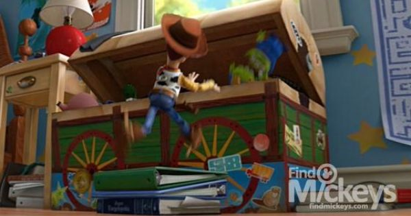 There Is A Hidden Nemo In This Scene Of Toy Story 3 When The Toys Are Going Into The Toy Chest Because Andy Is Entering His Roo Toy Story 3 Toy