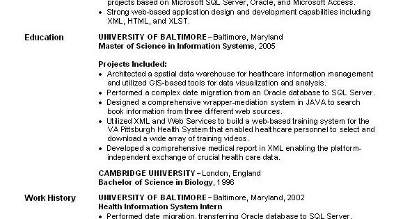 Entry Level Resume Guide. This Packet Is Intended To Serve As A Starting