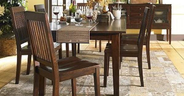 Haverty 39 S Dining Room Table And Chairs Home Stuff Pinterest
