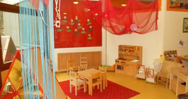 Puppenecke im kindergarten gestalten google suche for Raumgestaltung ganztagsschule