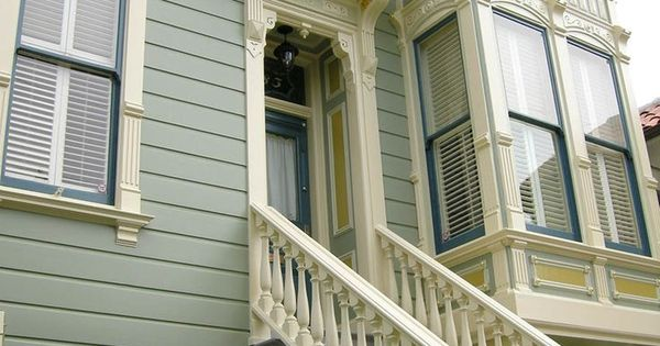 Sage Green Exterior Paint Benjamin Moore Saybrook Sage