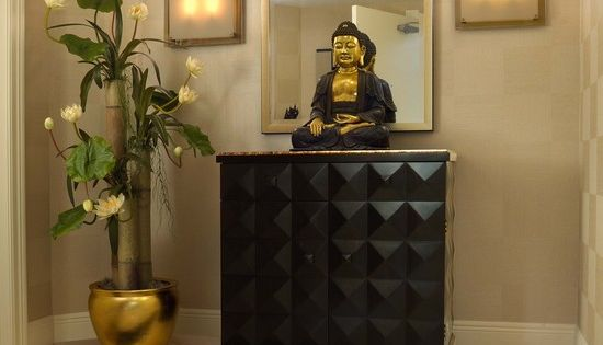 Entrance Foyer En Ingles : Entryway foyer ideas entry design with buddha