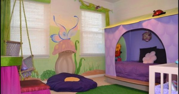 Maries Manor Shared Bedrooms: Maries Manor: Fairy Tinkerbell
