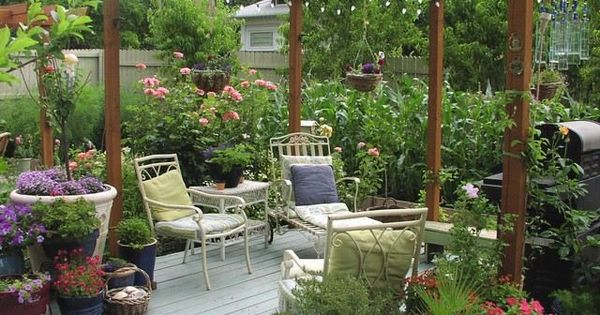 Transformez votre espace vert en jardin d co decoration jardin fleuri et d corations - Deco jardin gamm vert lille ...