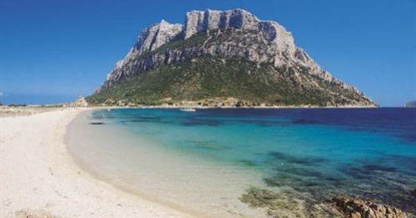 Tavolara Spiaggia Di Spalmatore Wild And Solitary Nature Mid