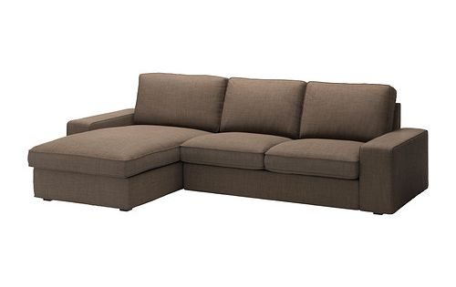 Kivik Loveseat And Chaise Lounge Ikea Kivik Is A Generous Seating Series With A Soft Deep Seat