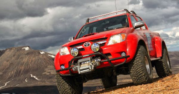 Arctic Truck Toyota Hilux Toyota Trucks