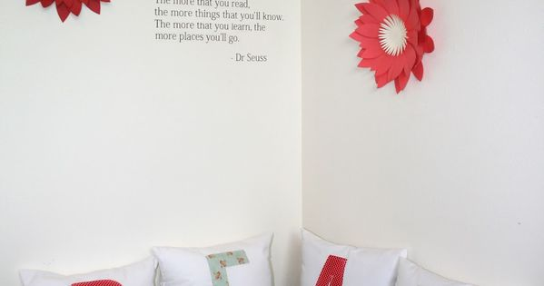 I love this idea!!! Definitely doing this. Kids reading corner!