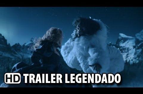 A Bela E A Fera Trailer Legendado 2014 Hd Com Imagens Beleza