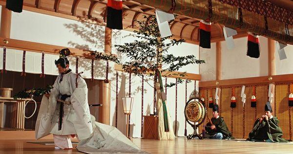 伊勢神宮の神楽について やさしい神道シリーズ その9 神道 神社 建築デザイン