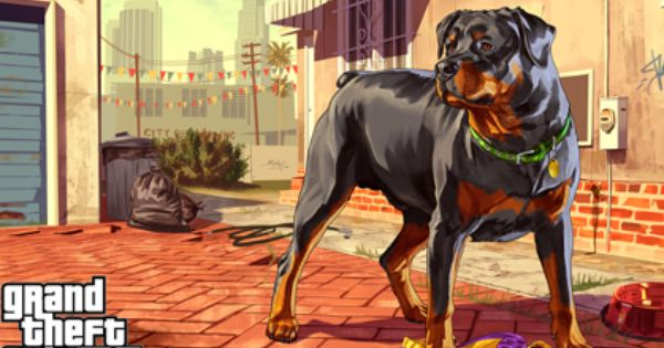 Sony Quietly Poodle Proofs Playstations Rottweiler Gta Gta 5