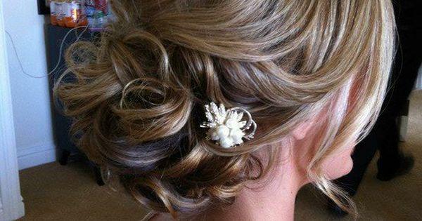 30 Beautiful Wedding Hairstyles: ... Hair Hair Half Updo Help