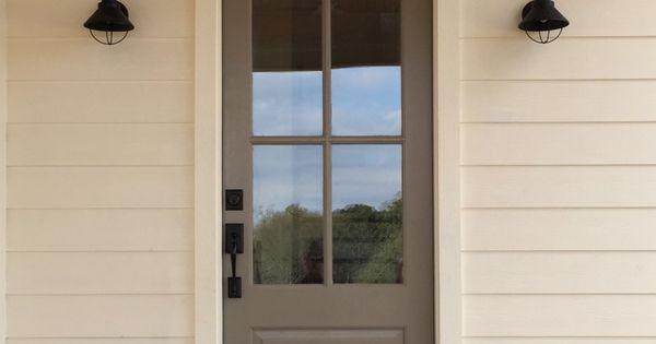 Benjamin Moore Red Front Door