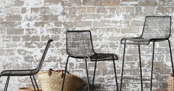Grid Counter Stool 60cm Freedom Furniture And Homewares Stool Pinterest Freedom