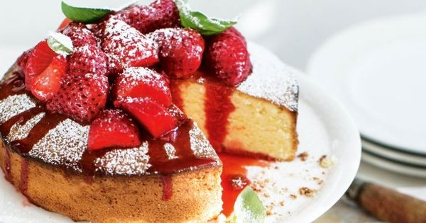 ... syrup | Cakes | Pinterest | Olive Oil Cake, Strawberry Syrup and Syrup