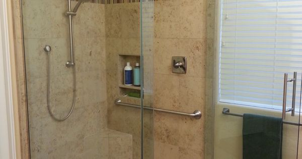 Master Bath Remodel Creating A Curbless Shower Pan With