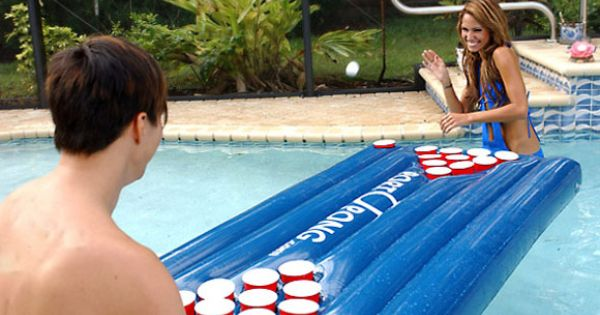 Inflatable Beer Pong Table -