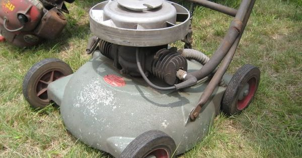 Maytag Twin Lawn Mower Pics From Show Smokstak Lawn Mower Rotary Lawn Mower Mower