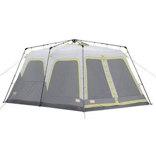 Coleman Signature Instant 10 Person 2 Room Tent 14x10x76 229 10 Person Tent Instant Tent Coleman Camping Tent