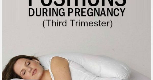 7 Important Sleeping Tips During Third Trimester