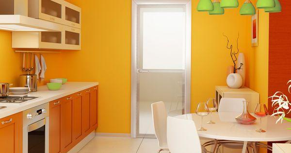 Haz de tu cocina un lugar m s acogedor con la combinaci n - Combinacion de colores para comedor ...