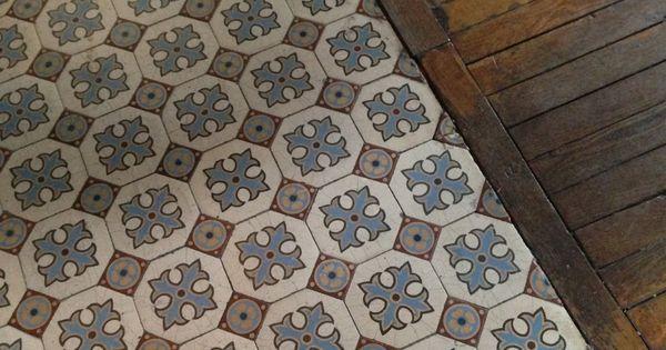 Jonction parquet carrelage pavimenti pinterest motifs bar et tuile - Carrelage motif parquet ...