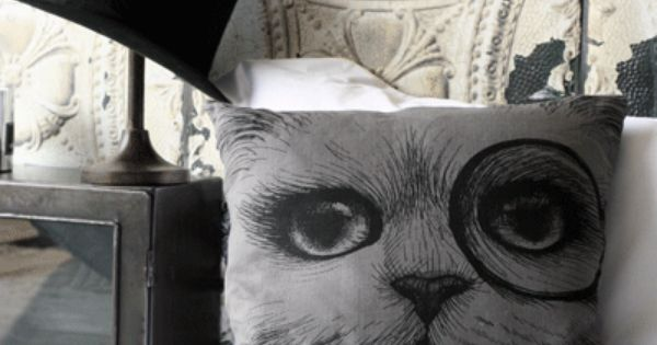 Rory Dobner Cheshire Cat Cushion For The Home Pinterest Look At