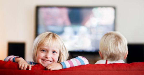 watching television is bad for children Hello, and welcome to another story from planet obvious today, it's that old demonic favourite, the gogglebox no, not the wildly hilarious show, of which more anon, but the television.