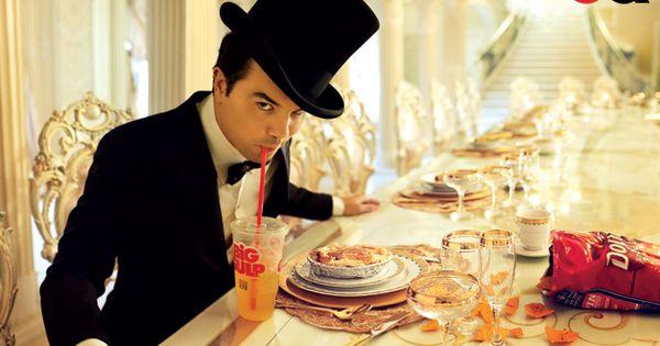 Seth MacFarlane - GQ's Funnyman of 2012: Men of the Year Photo