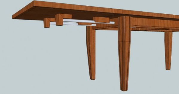 Woodwork diy extendable dining table plans pdf plans for Astm table 52 pdf