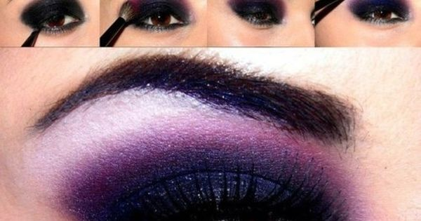 14 Stylish Smoky Eye Makeup Tutorials | Pretty Designs