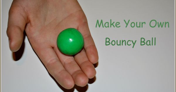 how to make bouncy putty at home