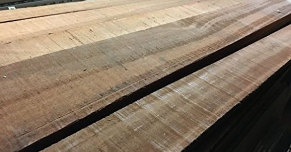Mahogany Rough Sawn Wood Boards Lumber 6 Inches X 2 Feet X 1 Inch Thick Wood Wood Board Saw Wood