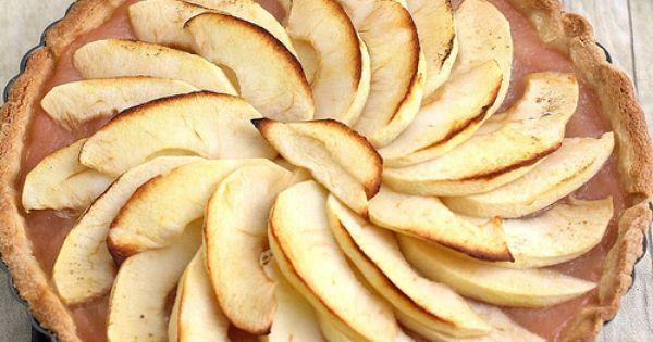 Apple tarts, Normandy and Tarts on Pinterest