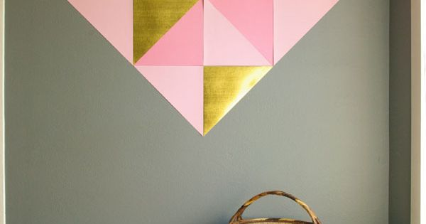 #DIY Valentines Day Wall Art Ideas