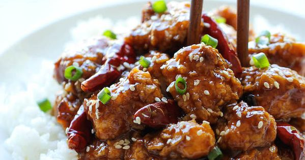 Lighter General Tso's Chicken | Recipe | General Tso, Tso Chicken ...