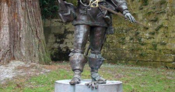 william of orange statue hull