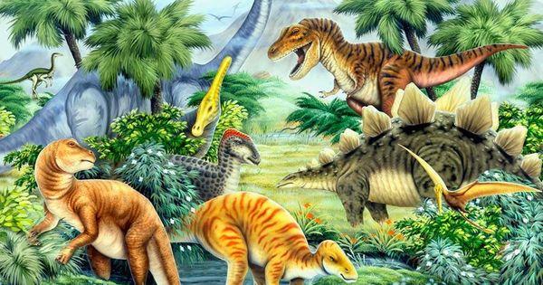 Dinosaur mural dinosaur murals pinterest dinosaur for Dinosaur mural ideas