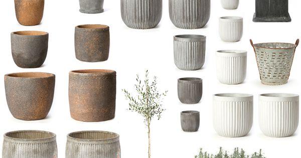 planter styles