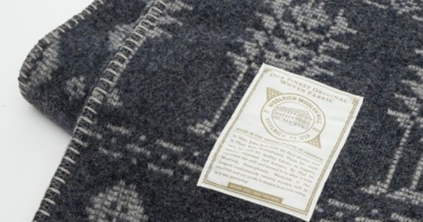 Vintage American Coverlet Grey Live With It Pinterest Cabin