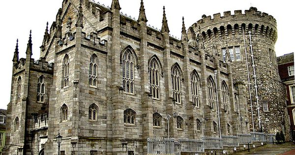 Dublin-Ireland (Seen the outside, want to go inside it ) Earning the