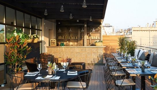 Terrace restaurant design google search outdoor for Terrace restaurant charlotte