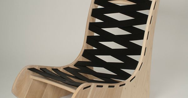 Plywood rocking chair #cnc #chairs http://cnc.gallery/  Chairs to ...
