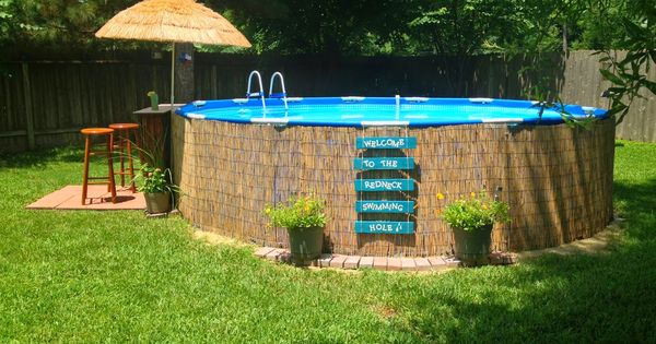 Swim Up Bar In For Above Ground Pool