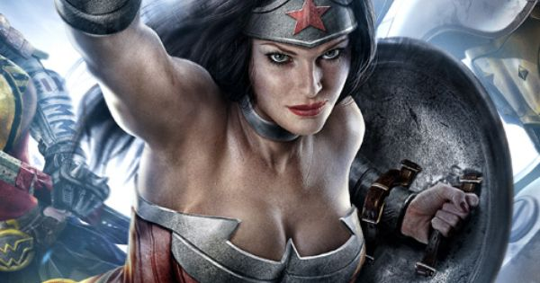 Infinite Crisis closed beta begins next week Warner Bros. are seeking sign-ups