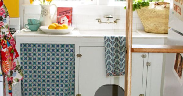 Maximize Efficiency Space On Tiny Kitchen Clutter: Wonderful Built In A Properly