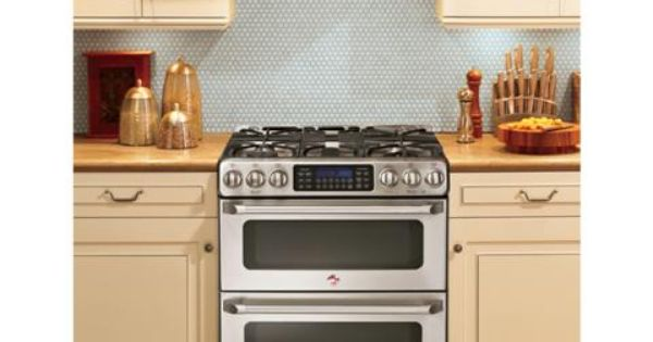 Ge Cafe 30 Quot Free Standing Gas Double Oven With Convection